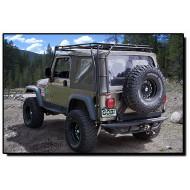 Gobi Jeep Wrangler TJ & Unlimited Ladder
