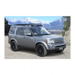 Gobi Land Rover LR4 Stealth Roof Rack 1989+