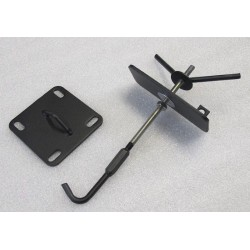 Gobi Roof Rack Spare Tire Mount Kit