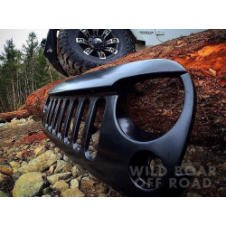 Wild Boar Jeep Wrangler JK Grill