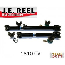 JE REEL Jeep Wrangler JK Drive Shaft 1310 CV