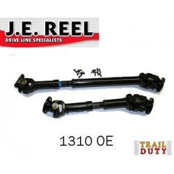 JE REEL Jeep Wrangler JK Drive Shaft 1310 OE