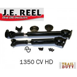 JE REEL Jeep Wrangler JK Drive Shaft 1350 CV