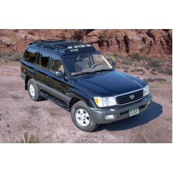 Gobi Toyota Land Cruiser 100 Series Stealth Roof Rack