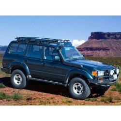Gobi Toyota Land Cruiser Series 80 Stealth Roof Rack