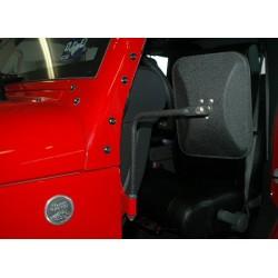Olympic 4x4 Jeep Wrangler JK TJ YJ & CJ Safari Mirror