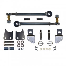 Poly Performance Jeep Wrangler JK Sway Bar Quick Disconnect Kit