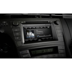 CARSHOW Toyota Prius Factory Look Navigation GPS - 2012-13
