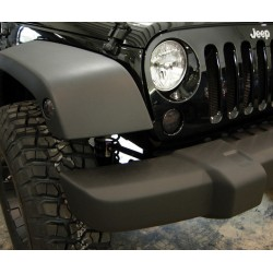 Recon Jeep Wrangler JK LED Front Turn Signal - Smoke
