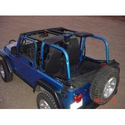 Rock Hard 4x4 Jeep Wrangler TJ 03-06 Sport Cage