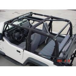 Rock Hard 4x4 Jeep Wrangler TJ 97-02 Sport Cage