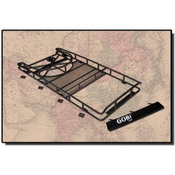 Gobi Toyota Sequoia Ranger Tire Carrier Roof Rack - 2000-17