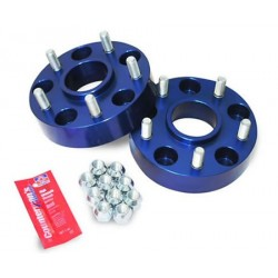 Spidertrax Jeep 5x5.5 Wheel Spacer Kit - 1 Pair