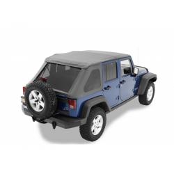 Bestop Jeep JK Unlimited Trektop NX - 4 Door