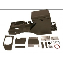 Tuffy Jeep JK Security Console