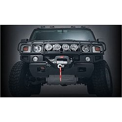 Warn Hummer H2 Light Bar