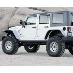 Xenon Jeep Wrangler JK Wide Fender Flares