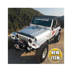 Xenon Jeep Wrangler TJ Fender Flares