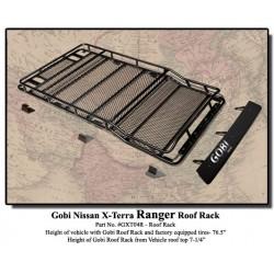 Gobi Nissan Xterra Ranger Roof Rack - 2000+